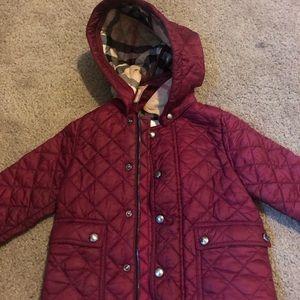100% Authentic Unisex Burberry coat